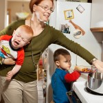 My Perspective:  Me a SAHM?
