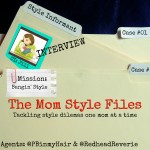 Mom Style File Informant: Jill from The Diaper Diaries #MSFILES