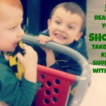 Scenes: 5 Reasons You SHOULD Take your Kids Shopping