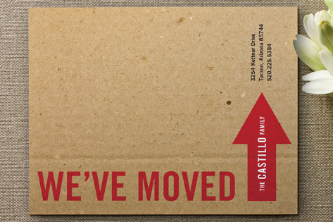 The Big Move by Minted