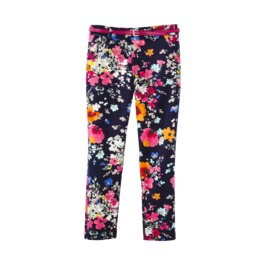 TARGET Floral Crop Pants