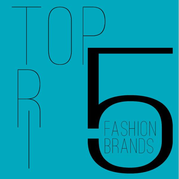 Top 5 TRI Fashion Brands via Redhead Reverie