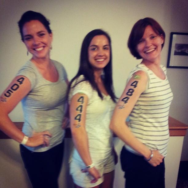 The Girls #QCTRI