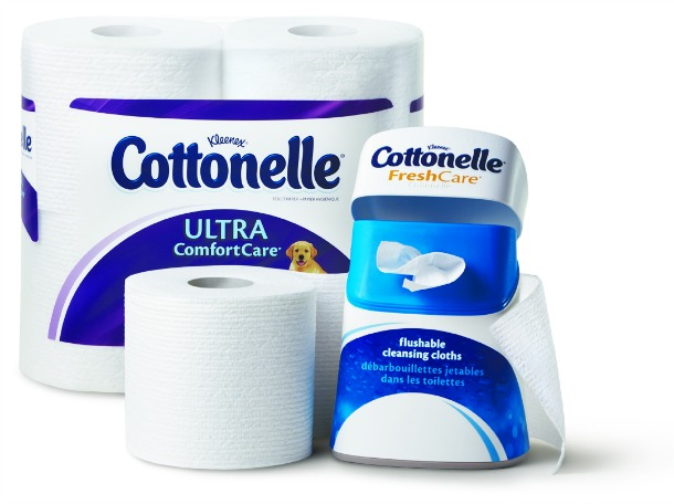 Cotonelle Cleaning System