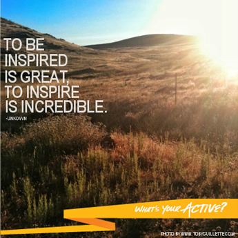 Be Inspired345