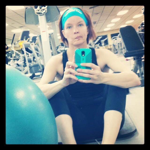 Workout Blah