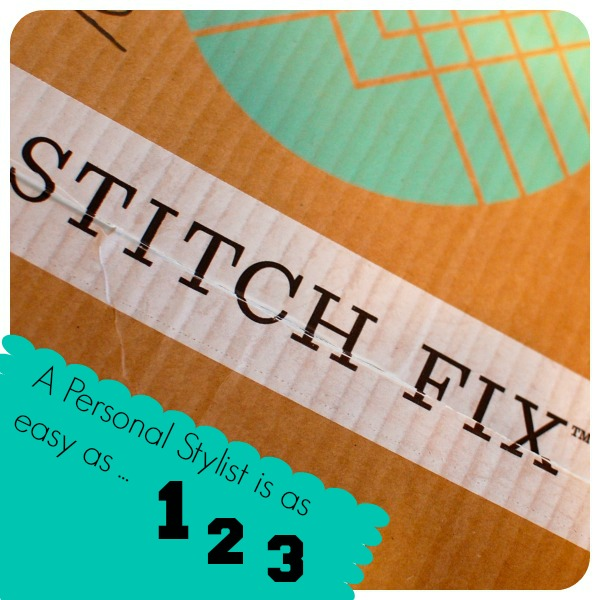 A Personal Stylist is as easy as 1, 2 and 3 with Stitch Fix via RedheadReverie.com
