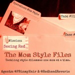 Mom Style Files: Seeing Red{head} #msfiles