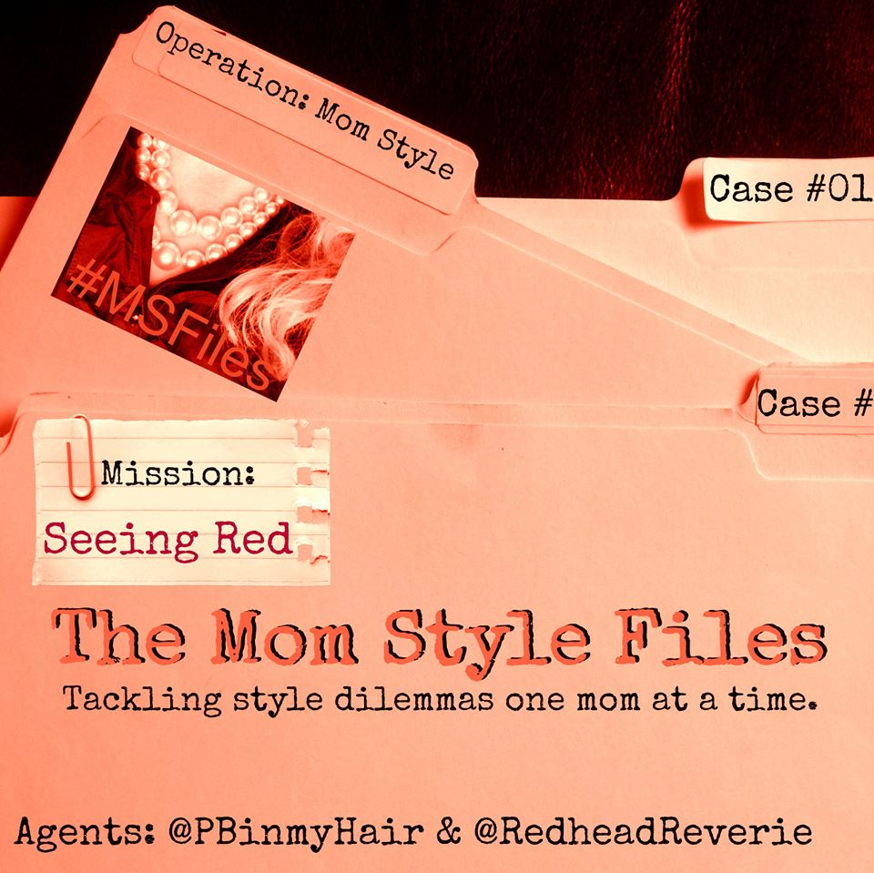 Seeing Red Mom Style Files #msfiles