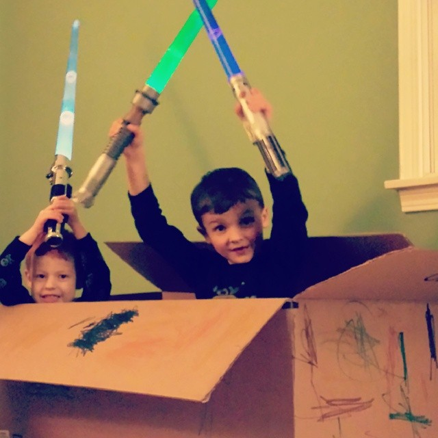 Insta Star Wars