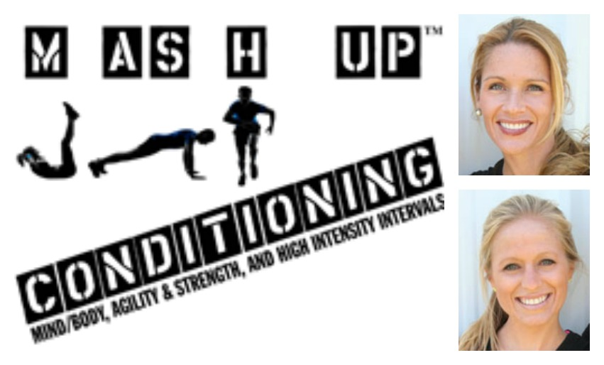 Mash Up Conditioning Workout DVD Giveaway via  @RedheadReverie