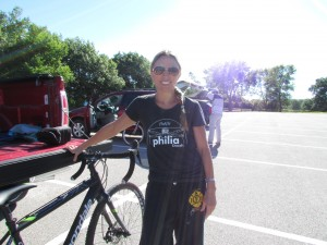 Give it a TRI: Meet Coach Denise
