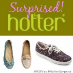 Mom Style Files: Surprises and Shoes {#HotterSurprise}
