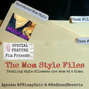 "Mom Style Files: ""Stitch"" Fix Friends"