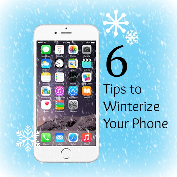 Cell Phone Winterizing Tips